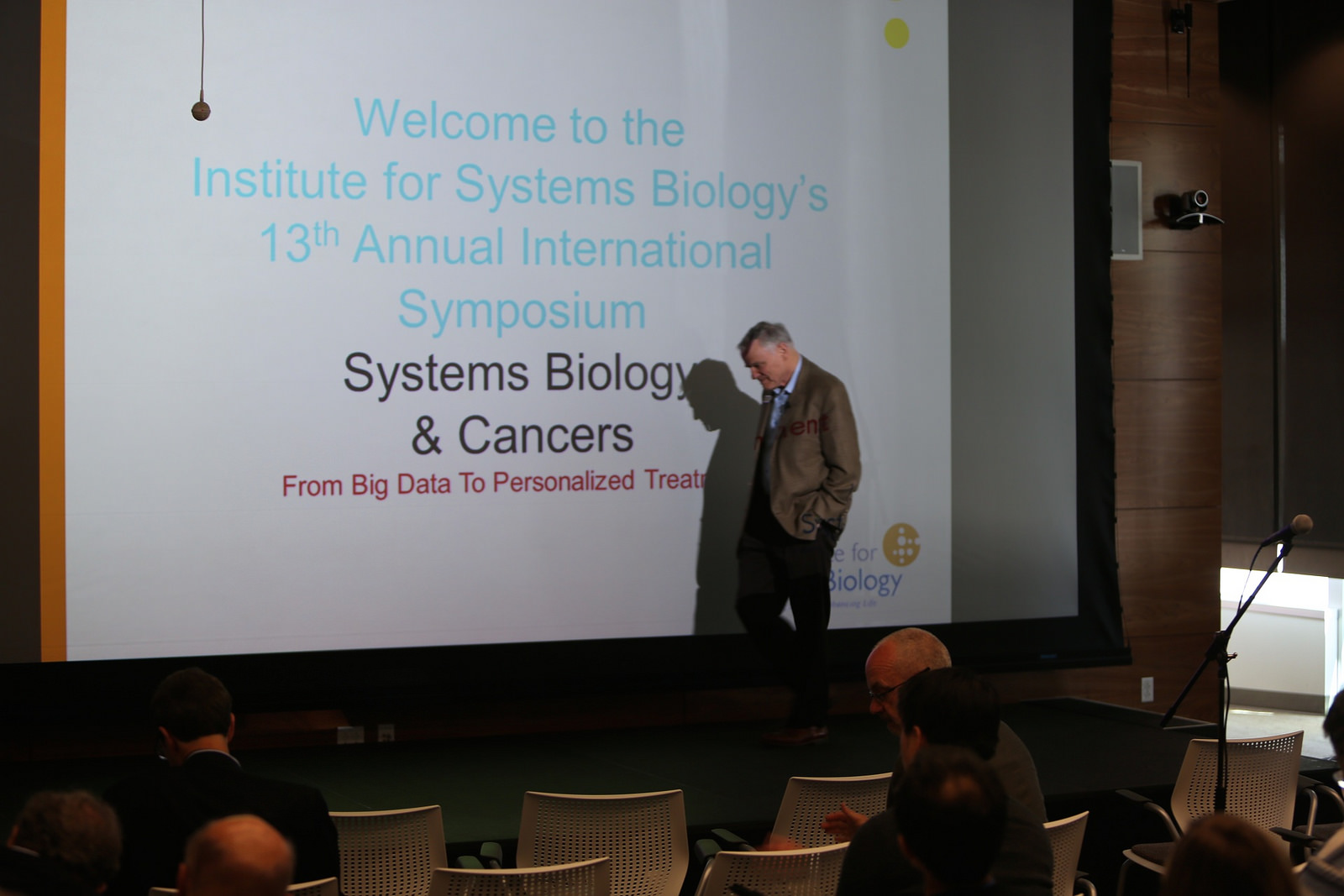 ISB hosted its annual Symposium on April 13-14, 2014.